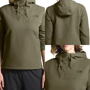 The North Face Olive Pullover Hoodie XS